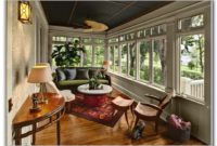 Furniture Ideas For A Sunroom