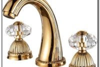 Gold Faucets For Bathroom Sinks