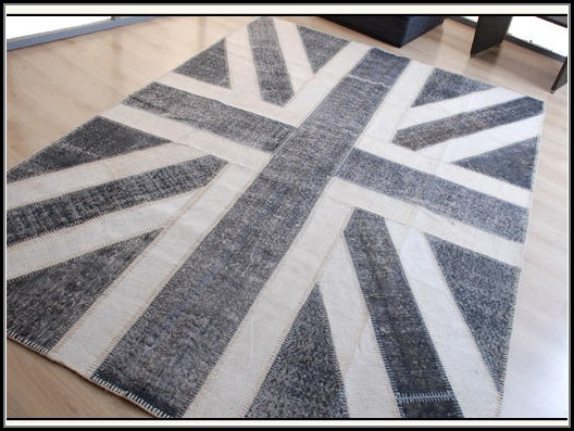 Grey Union Jack Rug Rugs Home Decorating Ideas Kvqvmjqk2z