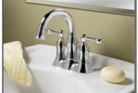 Home Depot Bathroom Sink Fixtures