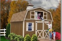 Home Depot Wood Storage Shed Kits