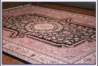 Hot Pink Oriental Rug