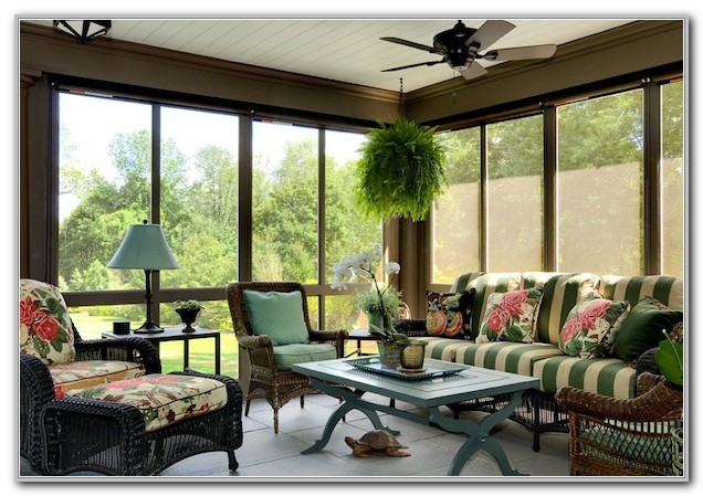 Ideas For Sunroom Furniture