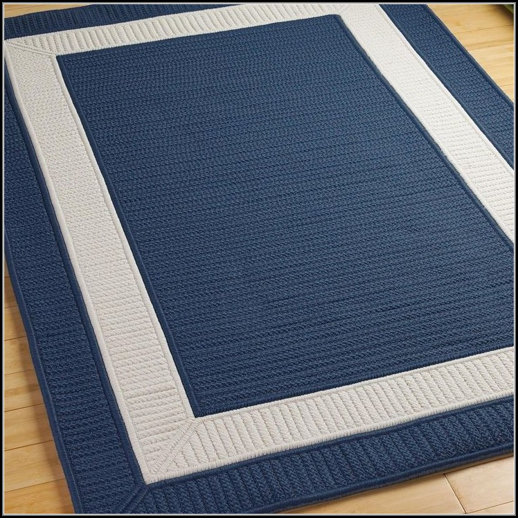 Indoor Outdoor Rugs Blue Rugs Home Decorating Ideas
