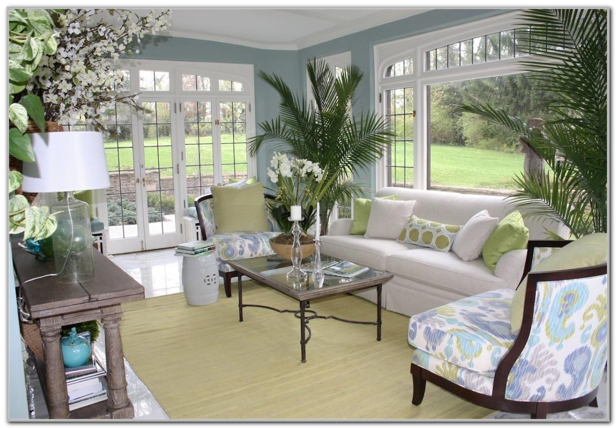 Indoor Sunroom Furniture Design Sunrooms Home Decorating Ideas