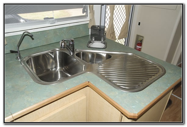 Kitchen Corner Sinks Australia Sink And Faucets Home