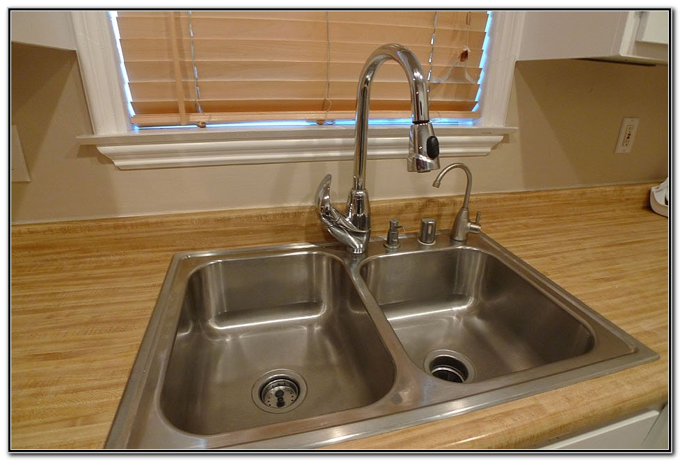 Kitchen Sink Water Filter Faucet - Sink And Faucets : Home ...