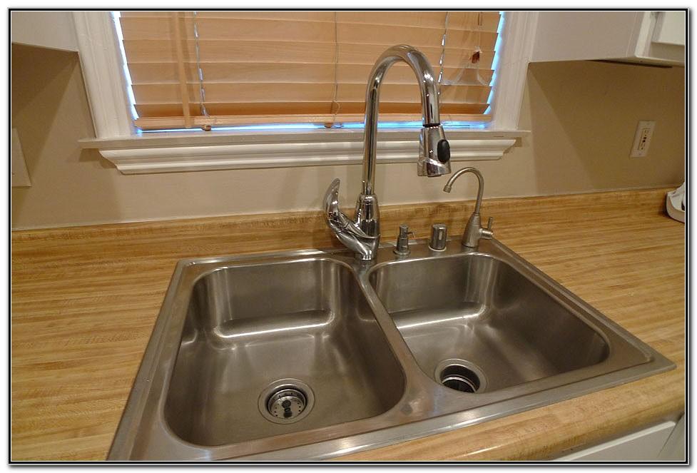 Kitchen Sink Water Filter Faucet