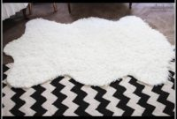 Large Faux Sheepskin Rug Ikea