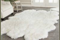 Large Sheepskin Rug Uk