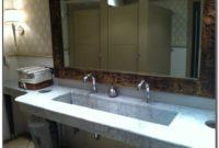 Large Undermount Bathroom Sinks
