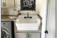 Laundry Room Sink Ideas Pinterest