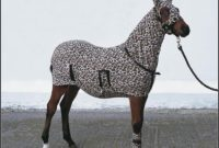 Leopard Print Horse Rug