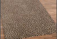 Leopard Print Rugs Cheap