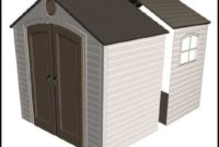 Lifetime 6424 30 Inch Shed Extension Kit