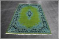 Lime Green And Blue Area Rugs