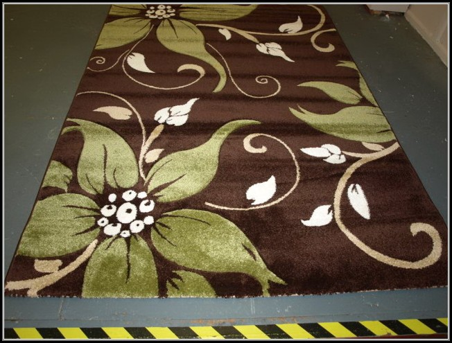 Lime Green And Brown Area Rugs Home Decorating