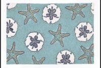 Ocean Themed Bathroom Rugs