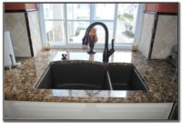 Oil Rubbed Bronze Sink