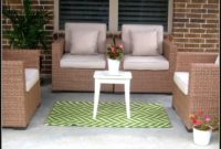 Outdoor Bamboo Rugs For Patios