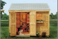 Outdoor Shed Home Depot