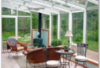 Pictures Of Sunrooms With Fireplaces