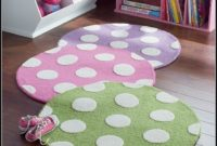 Polka Dot Rugs For Classroom