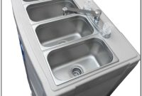 Portable Sink With Hot Water Uk