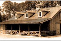 Post And Beam Barn Kits