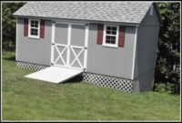 Pre Built Storage Sheds Michigan