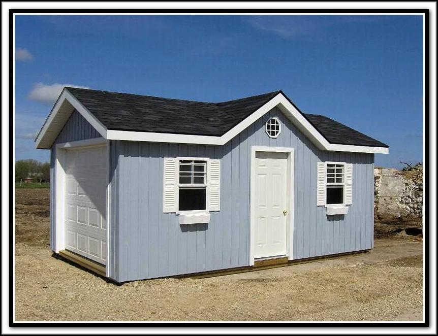 Pre Built Storage Sheds Minnesota