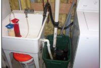 Pump For Basement Sink