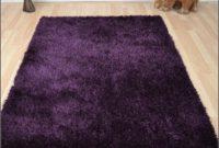 Purple Shaggy Rug Uk