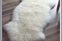 Real Sheepskin Rug Ebay
