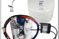 Reverse Osmosis Under Sink Home Depot