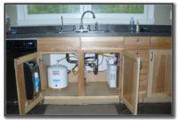 Reverse Osmosis Under Sink Installation