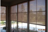 Roller Shades For Sunrooms