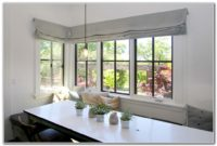 Roman Shades For Sunrooms