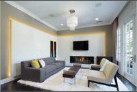 Sheepskin Rug In Living Room