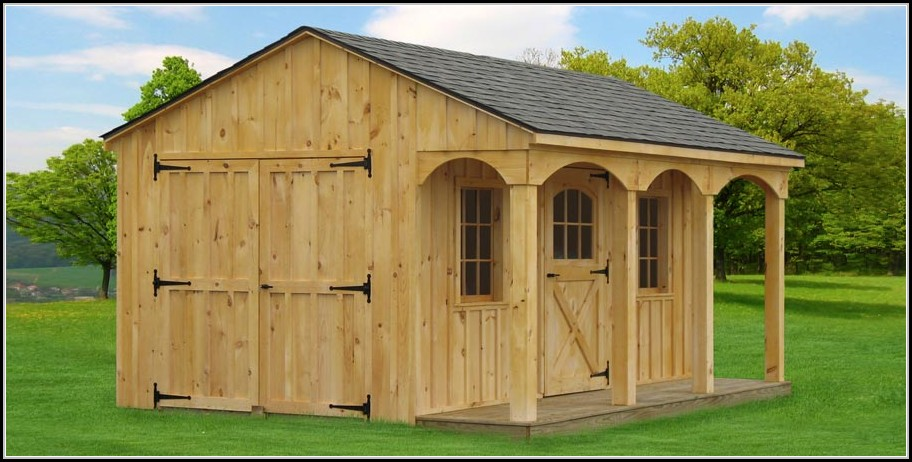 Small Barns And Sheds - Sheds : Home Decorating Ideas