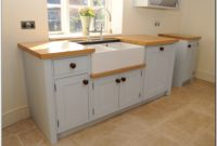 Stand Alone Sink Unit