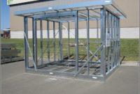 Steel Frame Shed Kits