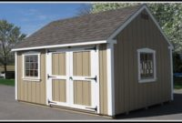 Storage Barns And Sheds