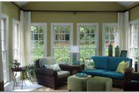Sunroom Window Treatment Ideas Sunrooms Home Decorating Ideas