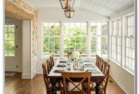 Sunroom Dining Room Sets