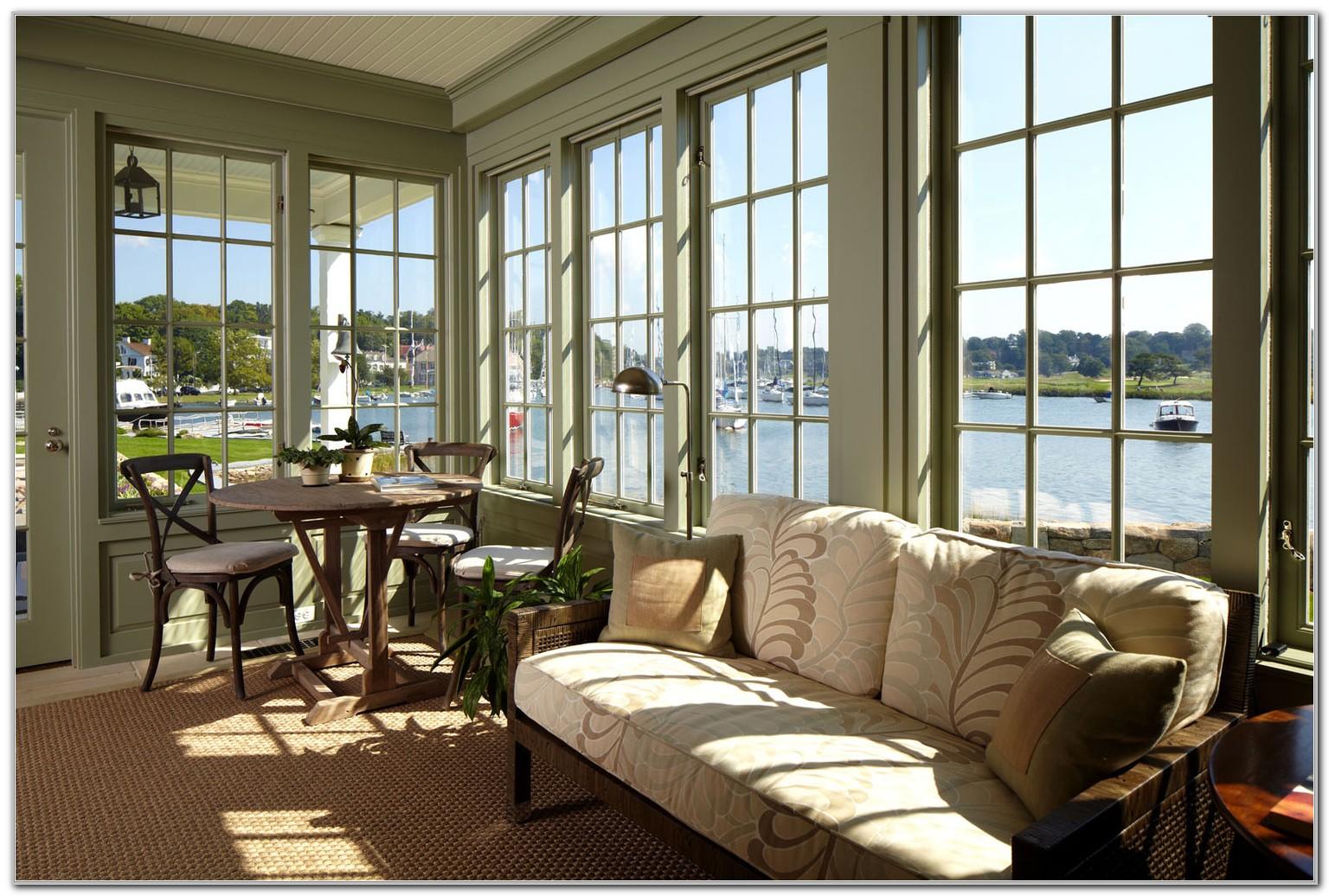Sunroom Furniture Ideas Pictures