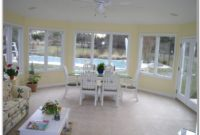 Sunroom Used As Dining Room