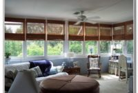 Sunroom Window Treatments Pictures