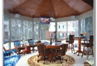 Three Season Sunroom Flooring