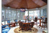 Three Season Sunroom Flooring